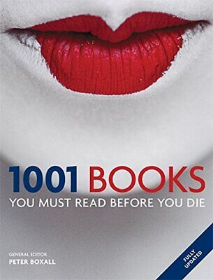 1001 Books You Must Read Before You Die by Boxall, Peter Book The Cheap Fast