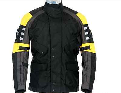 NEW  DUHAN   Motorcycle  Racing    Protective  black and white  Jacket