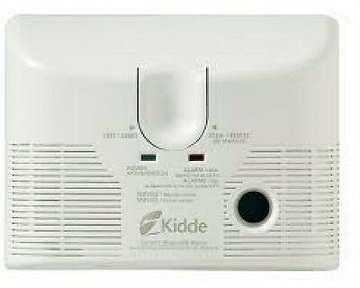 Plug-In Carbon Monoxide Detector, with Battery