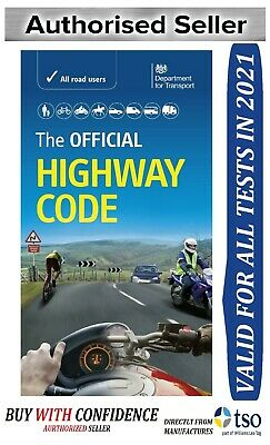 The Highway Code Book 2019 Driving Standards Agency DSA DVSA DVLA Theory Test Hw