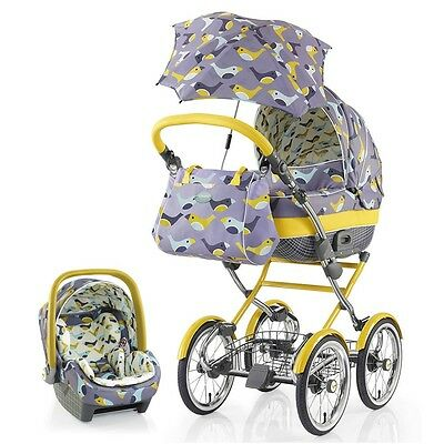 Cosatto Wonder Limited Edition 3-in-1 Complete Travel System - Kew|New|Sealed|UK