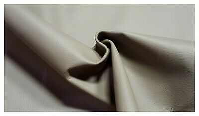 Leather Cow Hide Beige Craft Tan Upholstery Cowhides Excellent Quality TS-1373