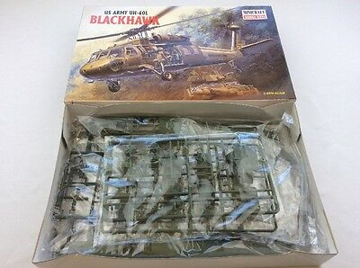 New 1/48 Minicraft US Customs Blackhawk Model Helicopter Kit 11629