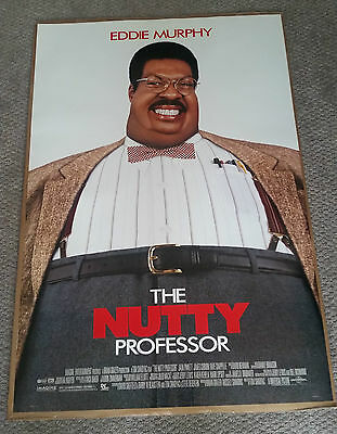 The Nutty Professor (1995) Original One Sheet Poster 27x40 Eddie Murphy