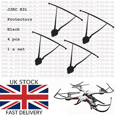JJRC H31 Propellers Protector (black)  - Spare Parts for Quadcopter Drone UK