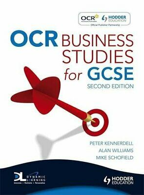 OCR Business Studies for GCSE, 2nd edition by Schofield, Mike Paperback Book The