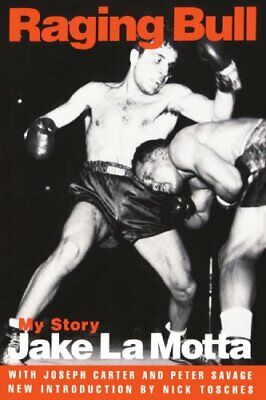 Raging Bull: My Story by La Motta, . Paperback Book The Cheap Fast Free Post