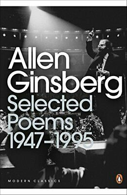 Selected Poems: 1947-1995 (Penguin Modern Classi... by Ginsberg, Allen Paperback