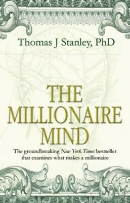 The Millionaire Mind by Stanley, Thomas J Paperback Book The Cheap Fast Free