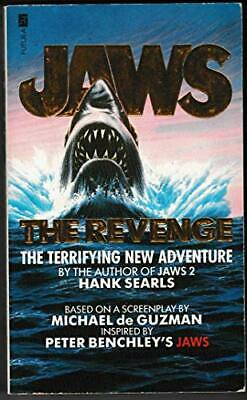 Jaws the Revenge by Hank Searls Paperback Book The Cheap Fast Free Post
