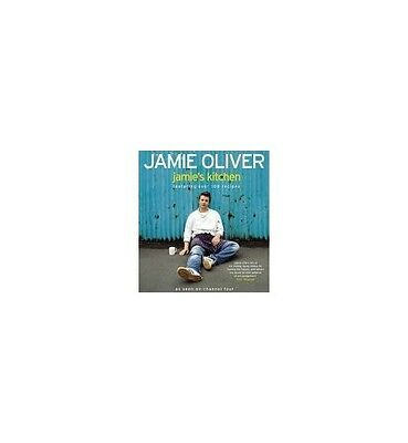 Jamie's Kitchen, Oliver, Jamie Hardback Book The Cheap Fast Free Post
