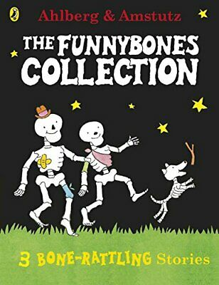 Funnybones: A Bone Rattling Collection by Ahlberg, Allan Hardback Book The Cheap