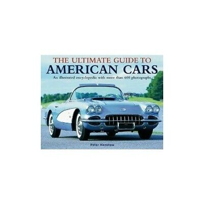 THE ULTIMATE GUIDE TO AMERICAN CARS by PETER HENSHAW Book The Cheap Fast Free