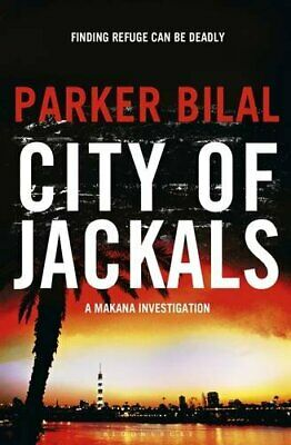 City of Jackals: A Makana Investigation by Bilal, Parker Book The Cheap Fast
