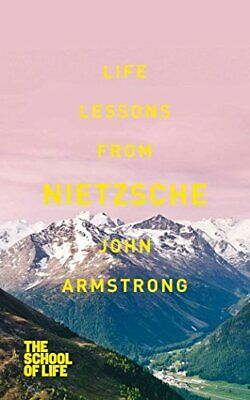 Life Lessons from Nietzsche by School of Life, The Book The Cheap Fast Free Post