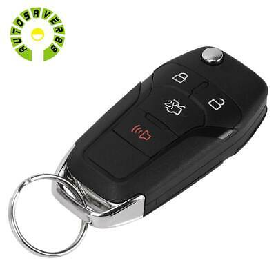 2 for Lincoln MKX MKZ Ford Edge 2007 2008 2009 2010 keyless entry remote + key