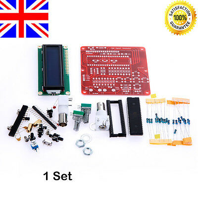 DDS Function Signal Generator Module Sine Square Sawtooth Triangle Wave Kit UK