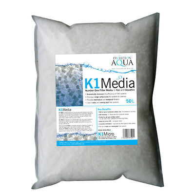 Evolution Aqua 50 Litre K1 Filter Media