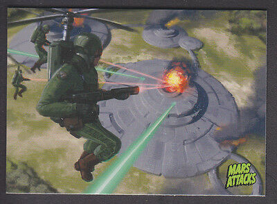 Mars Attacks Occupation - Base Card - # 43