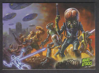 Mars Attacks Occupation - Base Card - # 46