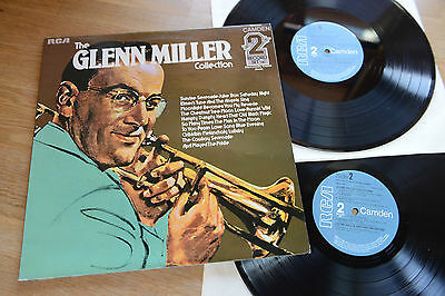 The GLENN MILLER Collection 2LP Camden PDA 012 gatefold
