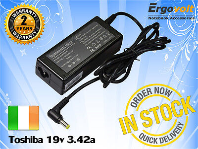 For Toshiba Satellite Pro C650 C650D C660 C660D Adapter 60W Laptop Charger