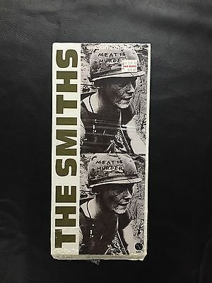 The Smiths Meat Is Murder Original CD LONGBOX In Shrink Excellent Morrissey