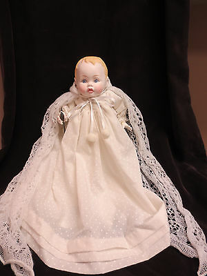"""Royal Doulton China Doll Limited Edition """"The Baby Prince"""" William"""