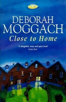 Close To Home by Moggach, Deborah Paperback Book The Cheap Fast Free Post