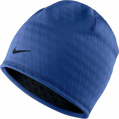 New 2016 Nike Golf Tour Skully Beanie Hat/Cap COLOR: Photo Blue