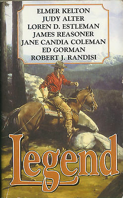 Legend de Robert J. Randisi