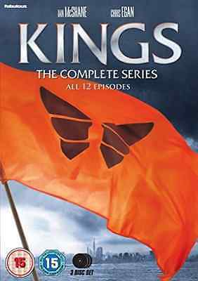 Kings - The Complete Series  Dvd New