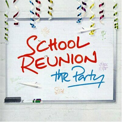 Various Artists - School Reunion - The Party - Various Artists CD 20VG The Cheap