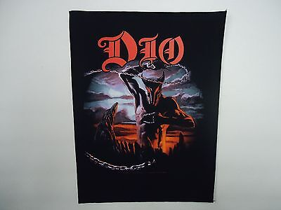 Dio Holy Diver Back Patch