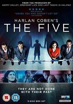 The Five - Series 1  DVD NEW