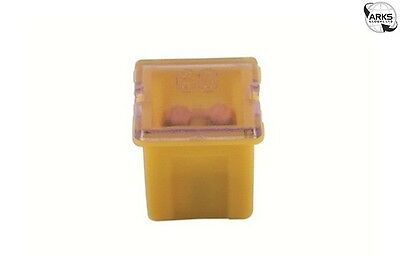 CONNECT Fuses - Auto J Type - Yellow - 60A - Pack Of 10 - 30487