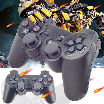 Premium Game for Playstation PS3 Controller Bluetooth Wireless Dual Shock 1X