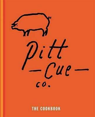 NEW Pitt Cue Co. Cookbook By Tom Adams Hardcover Free Shipping