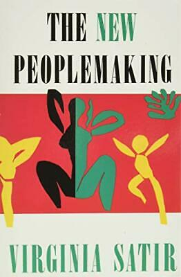 New Peoplemaking by Satir, Virginia M. Paperback Book The Cheap Fast Free Post