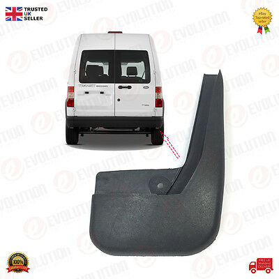 Brand New Rear Mud Flap For Ford Transit Connect 02/13 Near Offside Rh