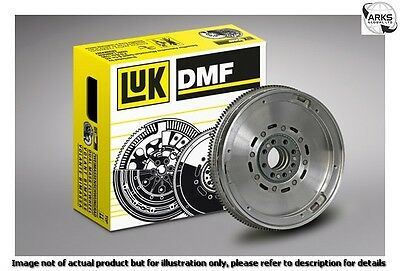 LuK Dual Mass Flywheel (With Bolts) 415041310