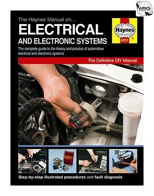 HAYNES Car Electrical Systems Manual - 4251