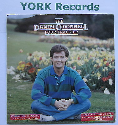 "DANIEL O'DONNELL - Four Track EP - Excellent Condition 7"" Single Ritz RITZ 150"