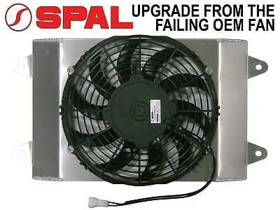 2016-2019 YAMAHA WOLVERINE Spal High Performance Cooling Fan Oem  1Xd-E2405-00-00