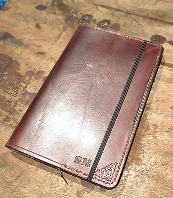 Personalized Leather Journal. Custom Handmade Diary,book Cover