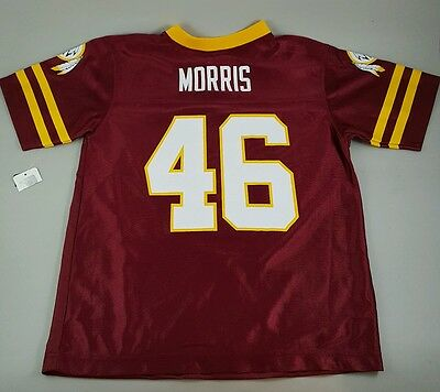 02041ed2dd8e0 NEW NFL Washington Redskins Alfred Morris #46 Youth Large 12/14 Football  Jersey