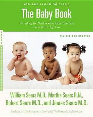 NEW The Baby Book By William Sears Paperback Free Shipping