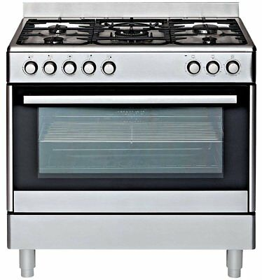 NEW Euromaid GE90S Freestanding Dual Fuel Oven/Stove