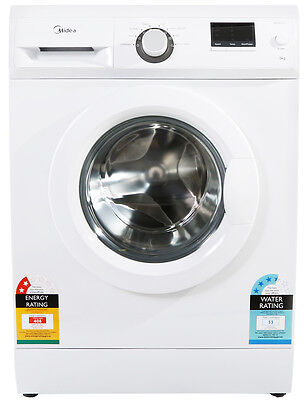 NEW Midea MFWS512 5kg Front Load Washing Machine