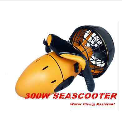 Underwater Scooter Diving Dive Electric Freediving Snorkle Aid Fins Water Free